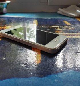 Apple iPhone 5 16Gb Silver