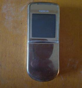 телефон nokia 8800 sirocco
