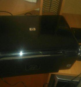 Принтер 3 в 1 hp photosmart c4600 series