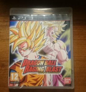 Sony PS3 Dragon Ball: Raging Blast