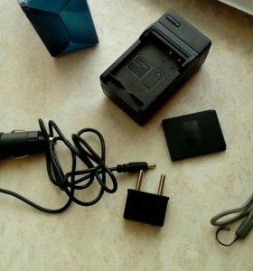Зарядное устройство НОВОЕ! для фотоаппарата,камеры
