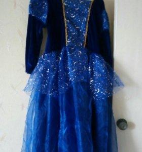 Карнавальное платье, ночная фея