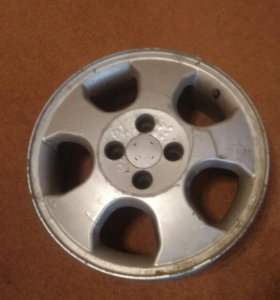 Литые диски 2шт 600 за оба