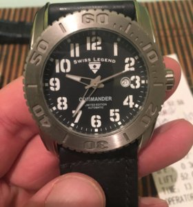 Часы швейцарские Swiss Legend
