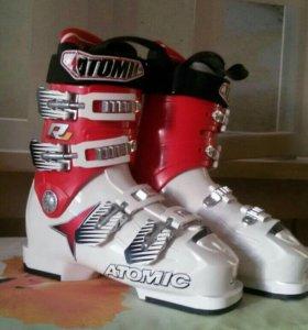 Ботинки горнолыжные Atomic RJ Pro RS