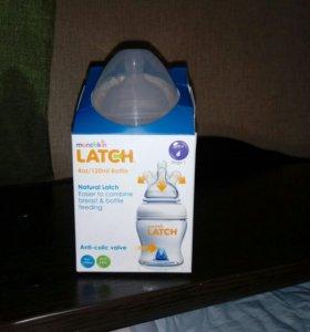 Бутылочка Munchkin Latch 120мл