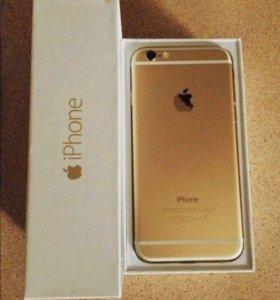 Айфон 6s 16gb gold