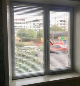 Продаётся пластиковое окно б/у