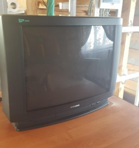 Телевизор samsung ck-720wtr