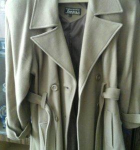 Пальто осен .
