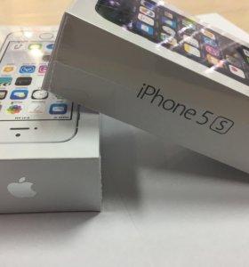 Новые iPhone 5s 16GB