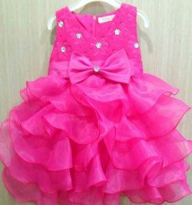Платье для детского праздника и фотосессий