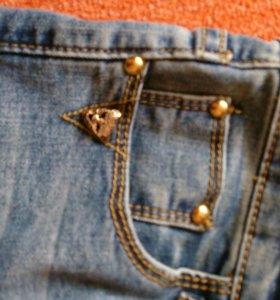 Новые джинсы на худышку