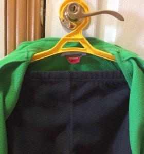 Флисовый костюм reima.
