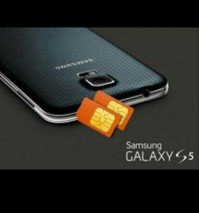 Samsung galaxy S5 Duos 16 gb