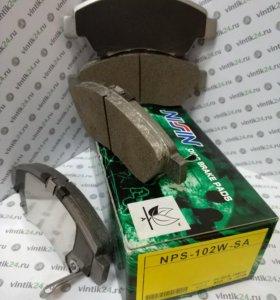 Тормозные колодки Nissin для Honda