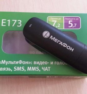 Модем Megafon 3G USB E173u-1