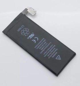 АКБ для iPhone 4/4S/5/5S/6/6S