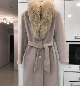 Осеннее классическое пальто
