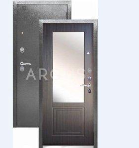 Сейф-дверь Гала Венге /Ларче