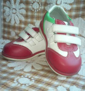 Туфли закрытые 20 размер