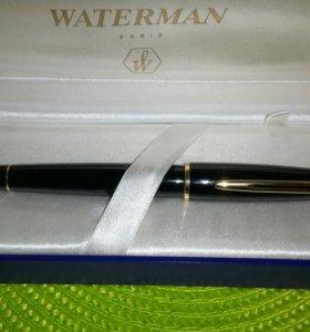 Перьевая ручка waterman carene noir