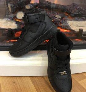 Nike Force чёрные