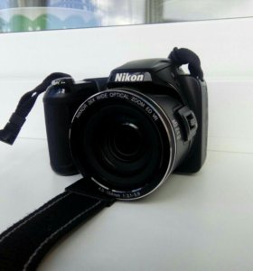 Nikon coolpix L 810