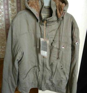 Новая мужская куртка 50 размера