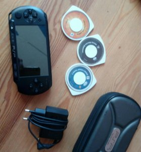 PSP. Play Station Portable