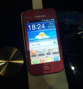 Samsung GALAXY Ase Duos La Fleur GT-S6802 Romantic