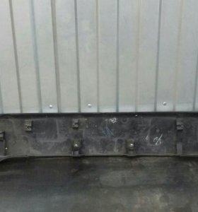 Накладка крышки багажника Оутлендер XL
