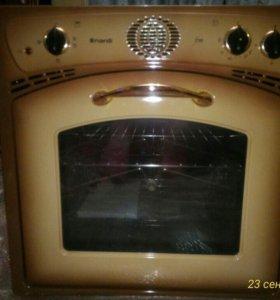 Газовый духовой шкаф nardi