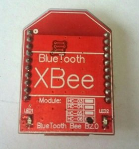 XBee Bluetooth модуль (HC-06)