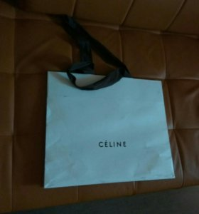 Célin пакет брендовый