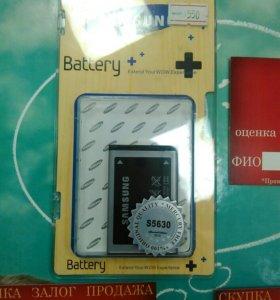 Батарея Samsung s5630