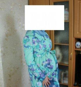 Плащ для беременной