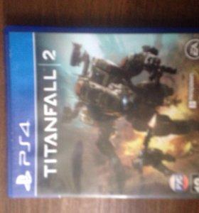 Titanfall 2 ,Star Wars battlefront.PS4