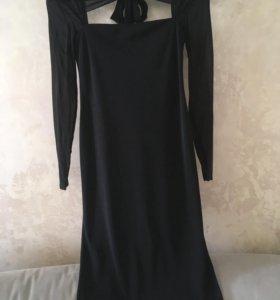 Очень женственное платье Galliano 44-46 раз.