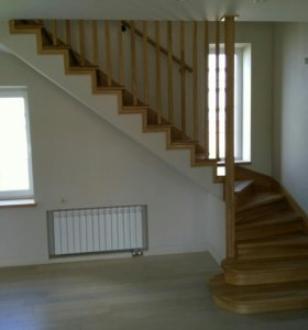 Изготовление реставрация лестниц