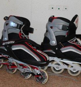 Роликовые коньки ATEMI X5