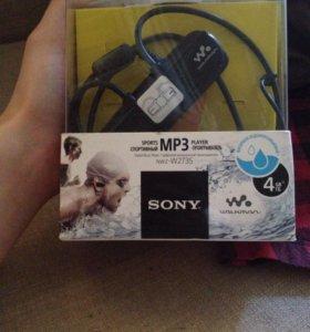 Плеер MP3 водонепроницаемый