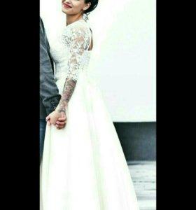 Элегантное свадебное платье для вашего торжества