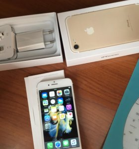 iPhone 7 32 gb новый