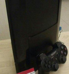 Sony PlayStation 3 Super Slim 12GB (прошитая)