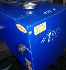 Печь для прокалки электродов ПСПЭ 20-40