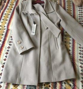 Пальто осень - весна. Новое!!!