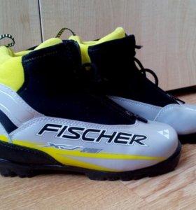 Лыжные ботинки Fischer XJ Sprint р.36