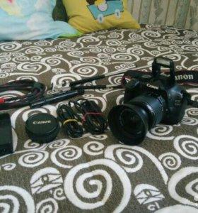 Фотоаппарат Сanon 550D или Обмен