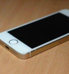 Телефон iPhone 5s (золото)